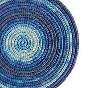 Аксессуары ручной работы. Ярмарка Мастеров - ручная работа Колье из шнуров Lasso Water шарф бусы трансформер. Handmade.