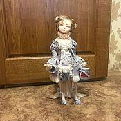 Куклы и пупсы ручной работы. Ярмарка Мастеров - ручная работа СКОНА(Барабанщица). Handmade.