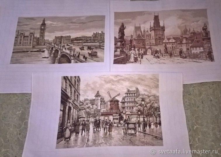 Города Европы, Картины, Кронштадт,  Фото №1