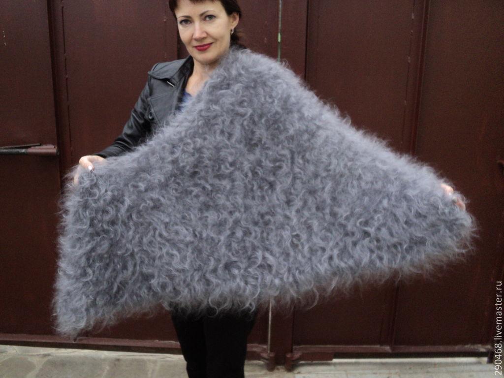 Downy shawl Silver, Shawls, Urjupinsk,  Фото №1