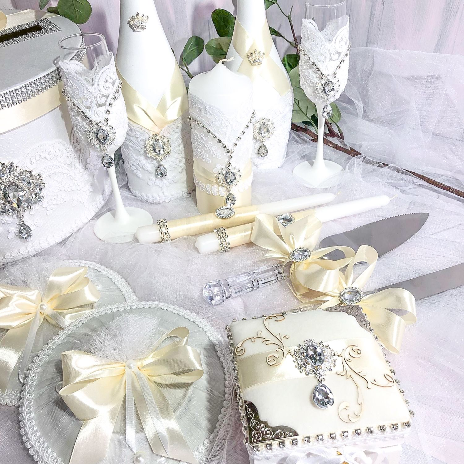 Bridal set, Sets accessories, Moscow,  Фото №1