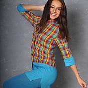 Dresses handmade. Livemaster - original item Dress-shirt