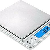 Материалы для творчества handmade. Livemaster - original item Scales jewelry/kitchen electronic (500h0.01 gr.). Handmade.