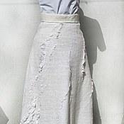 Одежда ручной работы. Ярмарка Мастеров - ручная работа Юбка в пол валяная. Handmade.