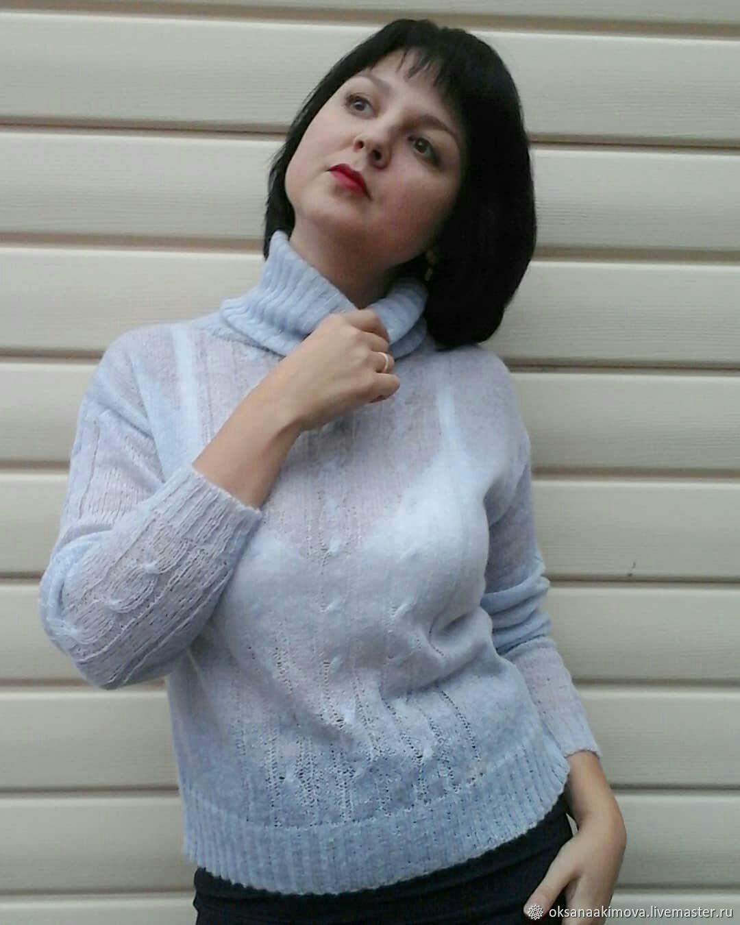 Sweater mohair, Sweaters, Tambov,  Фото №1