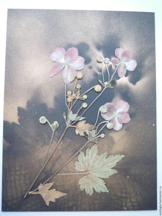 Картины цветов ручной работы. Ярмарка Мастеров - ручная работа. Купить капричиозо. Handmade. Золотой, капричиозо, смешанная техника