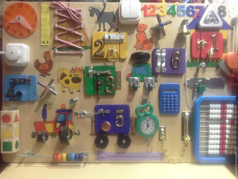 Бизиборд животные+машинки, Игрушки, Орехово-Зуево, Фото №1