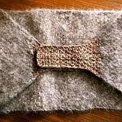Пояса ручной работы. Ярмарка Мастеров - ручная работа Пояс из собачьей шерсти модель 5. Handmade.