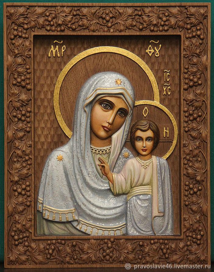 Казанская икона Божией Матери, Иконы, Курск,  Фото №1
