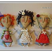 Куклы и игрушки ручной работы. Ярмарка Мастеров - ручная работа Феечки. Handmade.