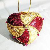 Подарки к праздникам ручной работы. Ярмарка Мастеров - ручная работа Сердечко (валентинка) интерьерное. Handmade.