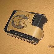 Сувениры и подарки handmade. Livemaster - original item Cigarette case. Gift m. Boyarsky. Handmade.