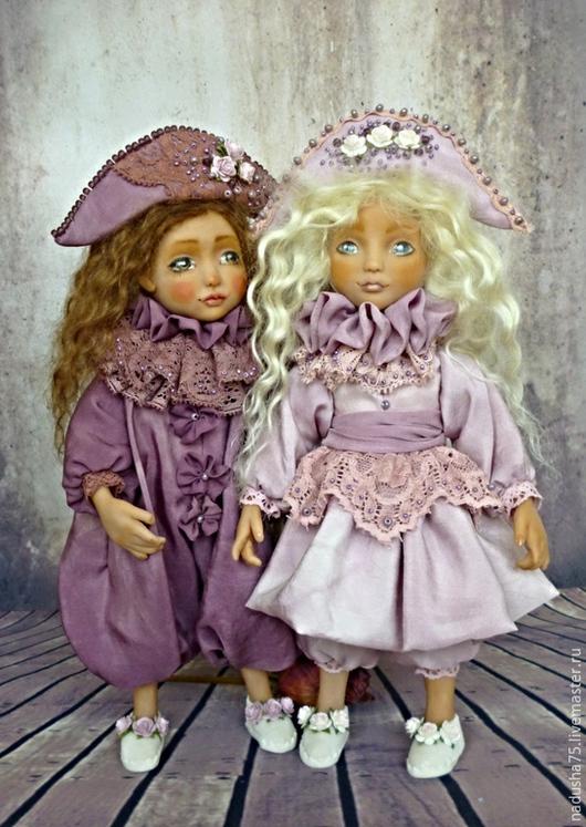 Коллекционные куклы ручной работы. Ярмарка Мастеров - ручная работа. Купить Я другой судьбы не знаю,только сцена и дорога.. Handmade.
