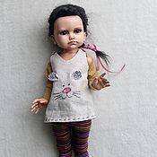 Куклы и игрушки ручной работы. Ярмарка Мастеров - ручная работа Катя. Handmade.