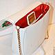 Женские сумки ручной работы. Сумочка вышитая бисером « Summer ». ALEXANDRA TOKAREVA. Ярмарка Мастеров. Вышивка бисером
