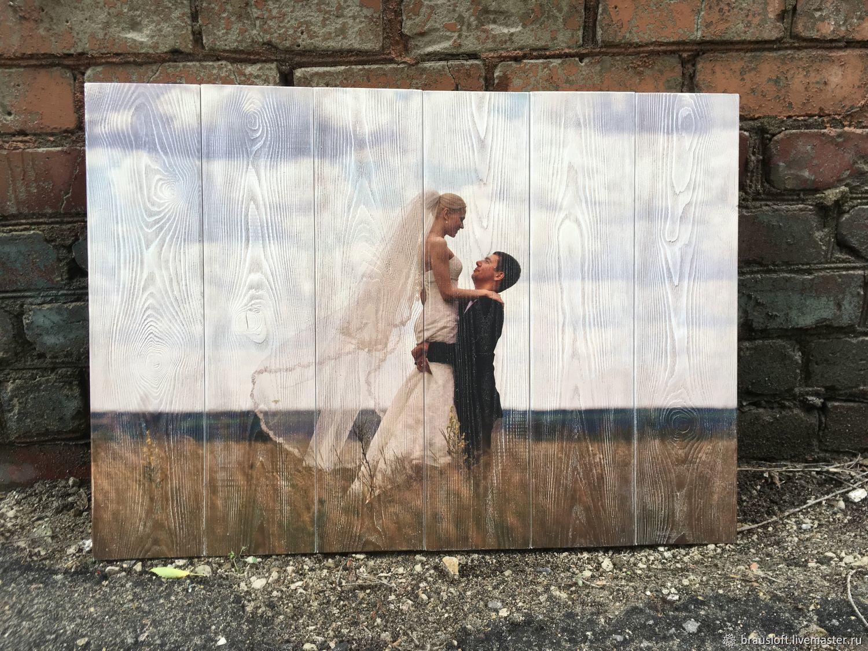 это доски для свадебных фотографий коренные жители