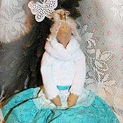 Куклы и игрушки ручной работы. Ярмарка Мастеров - ручная работа Тильда принцесса.. Handmade.