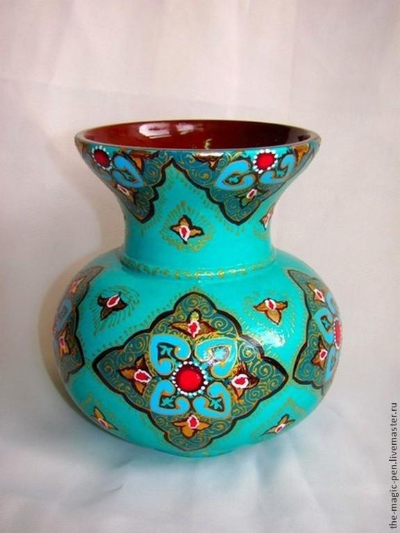 ваза гранат