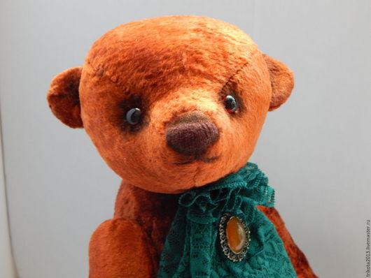 Мишки Тедди ручной работы. Ярмарка Мастеров - ручная работа. Купить мишка Роберт. Handmade. Коричневый, подарок на любой случай