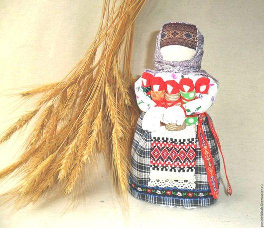 Народные куклы ручной работы. Ярмарка Мастеров - ручная работа. Купить Народная кукла Плодородие. Handmade. Кукла, плодородие