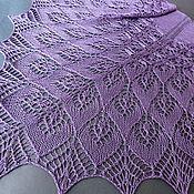 Аксессуары handmade. Livemaster - original item summer openwork shawl