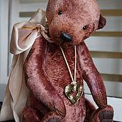 Куклы и игрушки ручной работы. Ярмарка Мастеров - ручная работа Мой плюшевый друг - коллекционный медвежонок. Handmade.