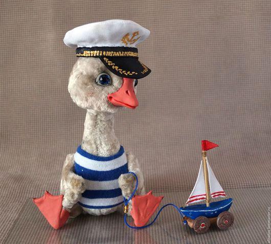 Кораблик, ну когда ты уже вырастешь?)))