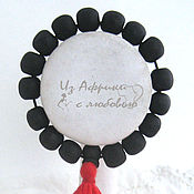 Фен-шуй и эзотерика handmade. Livemaster - original item Prayer beads wenge wood earthy. Handmade.