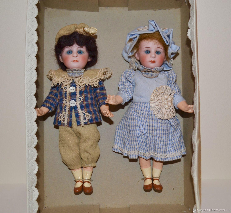Винтаж: Антикварные куклы Германия - Gebruder Heubach, Куклы винтажные, Вышний Волочек,  Фото №1