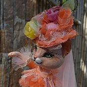 Куклы и игрушки handmade. Livemaster - original item Kitty Lakres. Handmade.
