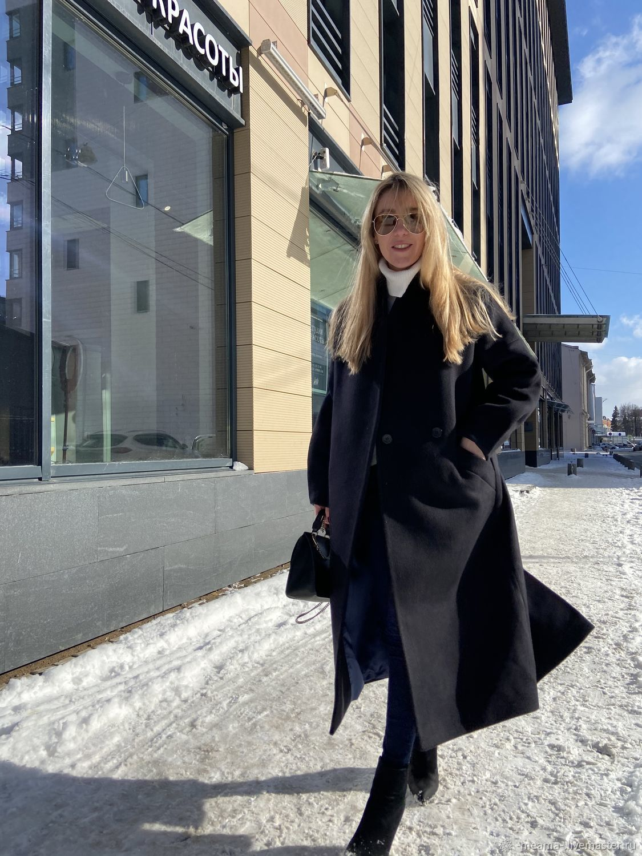 Пальто женское шерсть/кашемир от loro Piana, Пальто, Санкт-Петербург,  Фото №1