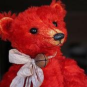 Куклы и игрушки ручной работы. Ярмарка Мастеров - ручная работа Большой медведь Rosso. Handmade.