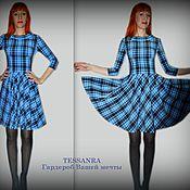 """Одежда ручной работы. Ярмарка Мастеров - ручная работа Платье """"Эрика"""". Handmade."""