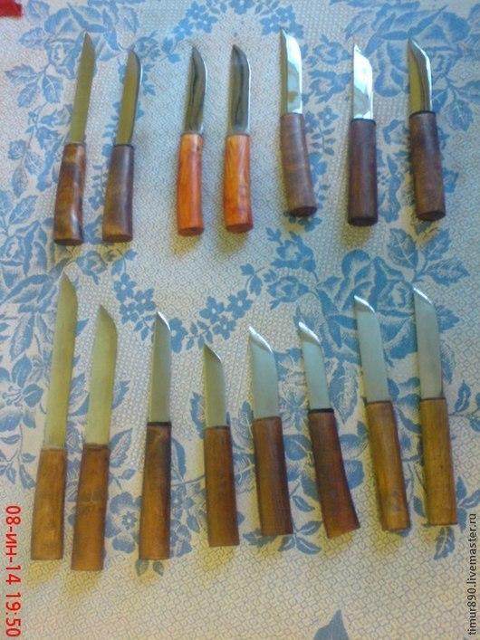 Бытовые ножи, Русь, Скандинавия 9-11 век