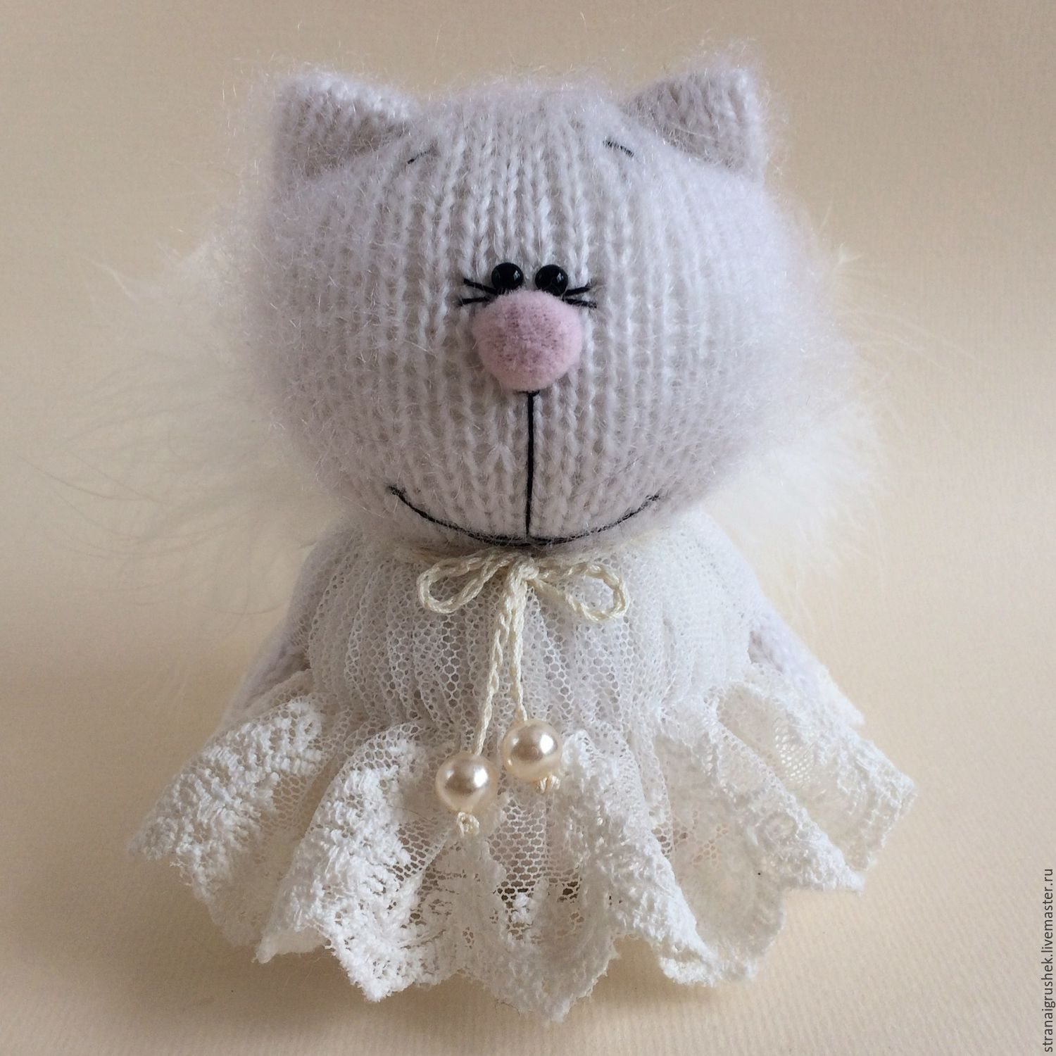 Pussy Angel, Stuffed Toys, Moscow,  Фото №1