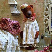 Куклы и игрушки ручной работы. Ярмарка Мастеров - ручная работа Мишка Кэтти /Резерв/. Handmade.