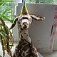 Игрушки животные, ручной работы. Жирафик Гриша. Светлана Рыжман (ryzhman). Интернет-магазин Ярмарка Мастеров. Жираф, подарок девушке