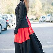 Одежда handmade. Livemaster - original item Stylish suit, skirt and turtleneck, Punto Milano - SE0615PM. Handmade.