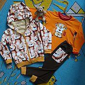"""Одежда ручной работы. Ярмарка Мастеров - ручная работа Детский костюм """"Мишка ТЕДДИ"""". Handmade."""