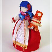 Куклы и игрушки ручной работы. Ярмарка Мастеров - ручная работа Мамушка, оберег для матери. Handmade.