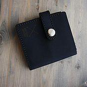 Wallets handmade. Livemaster - original item wallet nubuck. Handmade.