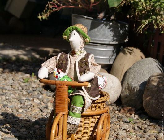 Куклы Тильды ручной работы. Ярмарка Мастеров - ручная работа. Купить Тильда Кухонная фея,текстильная кукла. Handmade.