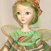 Куклы и игрушки ручной работы. Ярмарка Мастеров - ручная работа Маленькая Лесная Фея. Handmade.
