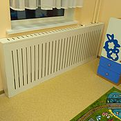 handmade. Livemaster - original item Screens for heating batteries. Inexpensive.. Handmade.