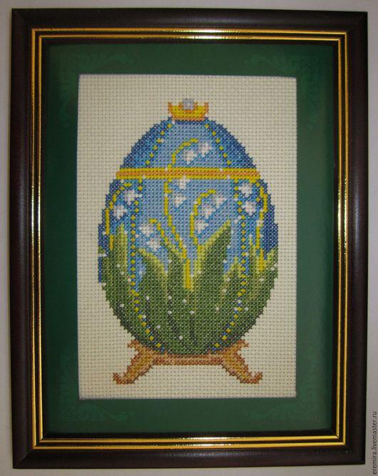 """Символизм ручной работы. Ярмарка Мастеров - ручная работа. Купить Картина """"Пасхальное яйцо"""". Handmade. Пасха, пасхальное яйцо"""