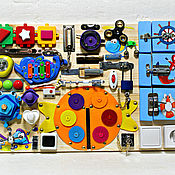 """Бизиборды ручной работы. Ярмарка Мастеров - ручная работа Бизиборд """"Морской"""". Готовый. В наличии.. Handmade."""