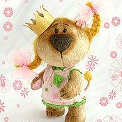 Куклы и игрушки ручной работы. Ярмарка Мастеров - ручная работа КОРОЛЕВНА ))). Handmade.