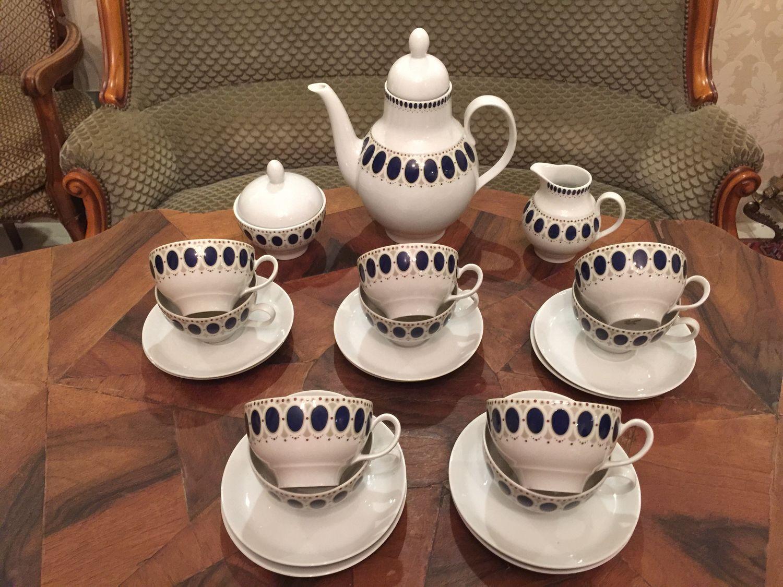 Winterling tea set ( Bavaria), Vintage sets, Kaliningrad,  Фото №1