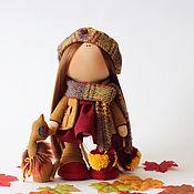 Куклы и игрушки ручной работы. Ярмарка Мастеров - ручная работа Осень.... Handmade.