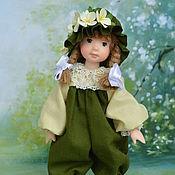 Куклы и игрушки ручной работы. Ярмарка Мастеров - ручная работа Кукла из  полимерной глины Жасминка. Handmade.